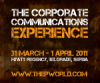 The Corporate Communication Experience